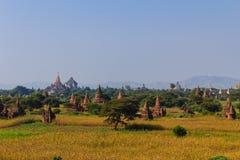 Pagode, Bagan auf Myanmar (Burmar) Stockfotos
