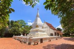 Pagode bei Phra das Si-Lied Rak-Tempel, Loei, Thailand Lizenzfreie Stockfotografie