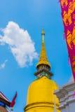 pagode bij wat Suan dok, Chiang Mai, Thailand Stock Afbeeldingen