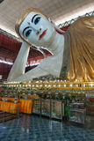 Pagode Chauk Htat Gyi Stockbilder