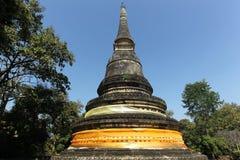 Pagode in Chiang Mai Lizenzfreie Stockbilder
