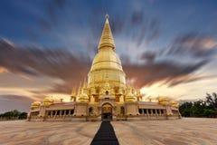 Pagode das relíquias da Buda dos lugares de culto Fotos de Stock