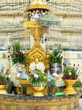 Pagode de Botahtaung em Yangon, Myanmar Fotos de Stock