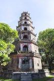 Pagode de Celestial Lady na matiz, Vietname fotos de stock