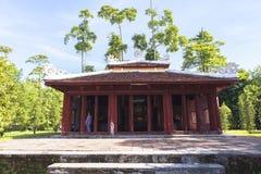 Pagode de Celestial Lady na matiz, Vietname imagens de stock royalty free