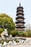Pagode de Longhua Fotografia de Stock Royalty Free