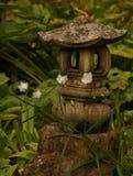 Pagode de pedra pequeno Imagem de Stock