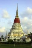Pagode de Phra Samut Chedi Fotos de Stock Royalty Free