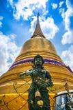 Pagode de Phukhothong Foto de Stock