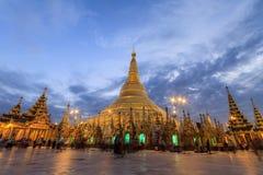 Pagode de Shwedagon Foto de Stock Royalty Free