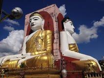 Pagode de Shwemawdaw Foto de Stock Royalty Free
