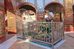 Pagode de Sutaungpyei no monte Burma de Mandalay Fotos de Stock Royalty Free