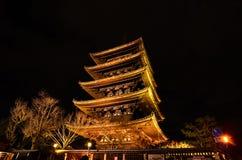 Pagode de Yasaka, Kyoto Japão Imagens de Stock