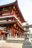 Pagode do chinês tradicional Fotografia de Stock