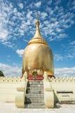 Pagode do paya dos Bu de Bagan, Myanmar fotos de stock royalty free