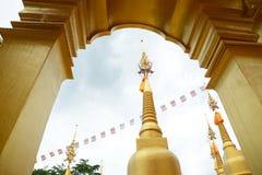 500 pagode dorate Immagine Stock Libera da Diritti