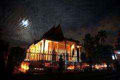 Pagode em Camboja Imagem de Stock