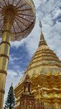 Pagode em Chaingmai Fotografia de Stock Royalty Free