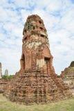Pagode em Wat Phra Mahathat Imagens de Stock Royalty Free