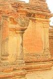 Pagode GUs Byauk Gyi, Bagan Archaeological Zone, Myanmar Lizenzfreies Stockfoto