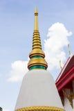 Pagode im Tempel Stockfoto