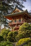 Pagode japonês imagens de stock royalty free