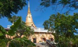 Pagode Kho Hua Jook, Chaweng, Samui, Thailand Lizenzfreie Stockbilder