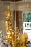 Pagode Kho Hua Jook, Chaweng, Samui, Thailand Stockbilder