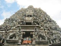 Pagode op Sri Lanka royalty-vrije stock afbeeldingen