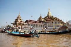 Pagode Phaung Daw Oo Stockfotografie
