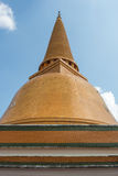 Pagode Phra Pathom Stockbilder