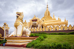 Pagode, Pyin Oo Lwin, Myanmar lizenzfreie stockbilder