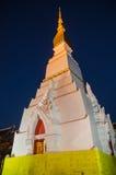 Pagode sakonnakorn Thailand Royalty-vrije Stock Afbeeldingen