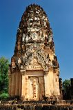 Pagode in Sukhothai Royalty-vrije Stock Afbeelding