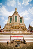 Pagode in Thailand Stock Afbeeldingen