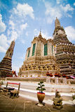 Pagode in Thailand Stock Foto
