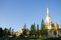 Pagode Thailand Lizenzfreie Stockfotografie