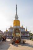 Pagode in Thailand Lizenzfreie Stockfotos