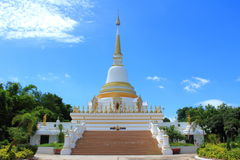 Pagode van Thailand royalty-vrije stock foto's