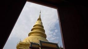 Pagode van Thailand Royalty-vrije Stock Afbeelding