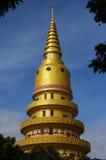 Pagode van Wat Chaiyamangalaram Royalty-vrije Stock Foto