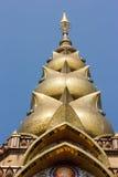 Pagode von Phathat-phakaw Tempel stockfoto