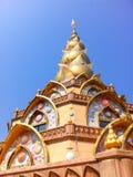 Pagode von Phathatphakhaw-Tempel stockbilder