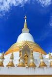Pagode von Thailand. Stockfotografie