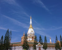 Pagode in Wat Pha Nam Yoi Lizenzfreies Stockfoto