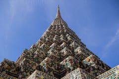 Pagode in Wat Pho Royalty-vrije Stock Afbeeldingen