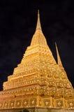 Pagode Wat PO am Tempel stockfotografie