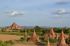 Pagoden in Bagan Lizenzfreies Stockbild
