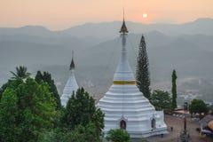 Pagoder av Thailand Royaltyfria Bilder