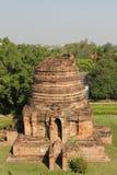 Pagodes em Ayutthaya Fotos de Stock Royalty Free